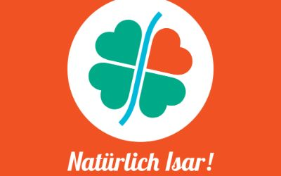 "Logo ""Natürlich Isar"""