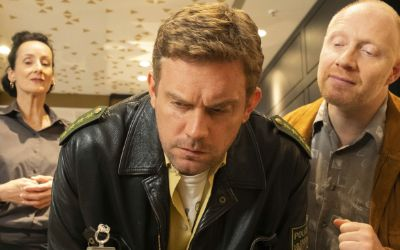Szene aus dem Film Sauerkrautkoma