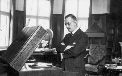Impressionen aus dem Leben Thomas Manns.
