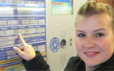 MVG Ticketautomat
