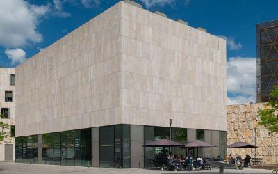 Jüdisches Museum - Außenaufnahme