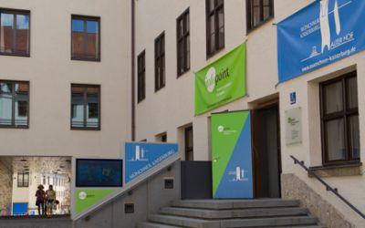 Infopoint Museen und Schlösser im Alten Hof