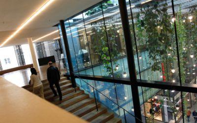 Kunsthalle der Hypo-Kulturstiftung innen