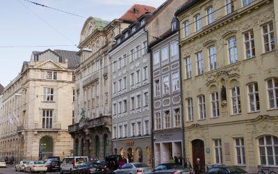 Gunetzrhainerhaus am Promenadenplatz