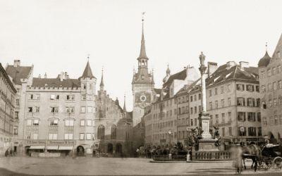 50 Jahre Beschluss Zur Einrichtung Der Fußgängerzone Das