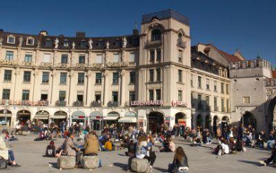 Karlsplatz Stachus