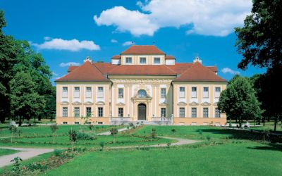 Schloss Lustheim im Park von Schloss Schleißheim