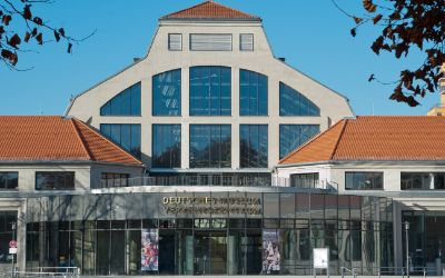 Deutsches Museum Verkehrszentrum München