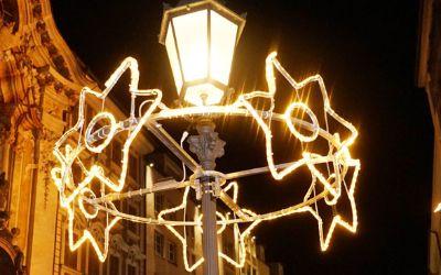 Beleuchtung München   Neuer Weihnachtlicher Lichterglanz Im Hackenviertel Das Offizielle