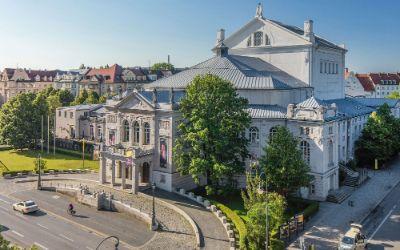 Prinzregententheater - Sitz der Theaterakademie August Everding