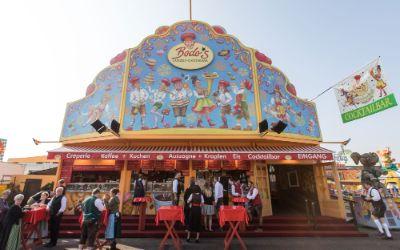 Bodo's Cafézelt