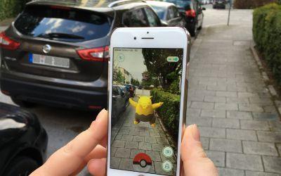 Pokemon Go in München