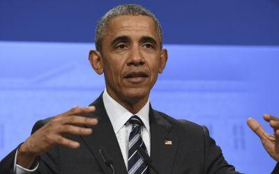 US-Präsident Barack Obama zu Gast auf der Hannover Messe
