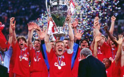 Der FC Bayern als Champions-League-Sieger 2001