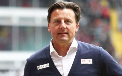 Kosta Runjaic ist Trainer beim TSV 1860 München