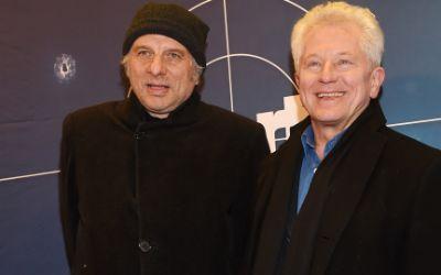 """Udo Wachtveitl und Miroslav Nemec bei der """"Tatort""""-Premiere"""