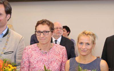 Alexander Dietrich, Beatrix Zurek, Dorothee Schiwy und Dieter Reiter.