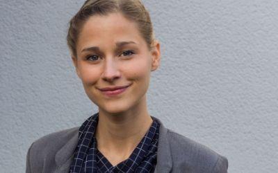 Helmut Fischer Preis 2016 an Giulia Enders