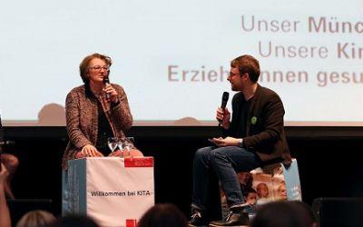 Christine Strobl eröffnet Ausbildungs- und Perspektivenmesse