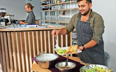 Café des Bellevue di Monaco