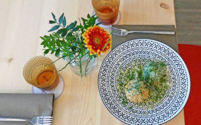 Neues Restaurant fink's Südtiroler Knödelküche