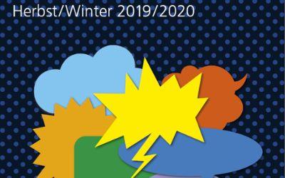 Das neue Programm der Münchner Volkshochschule für Herbst/Winter 2019/2020