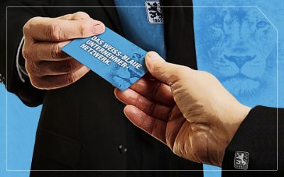 """Unternehmernetzwerk """"I bin a Weiss-blauer"""""""
