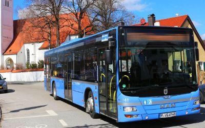 Bus in München