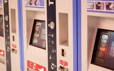 Ticketautomat der MVG