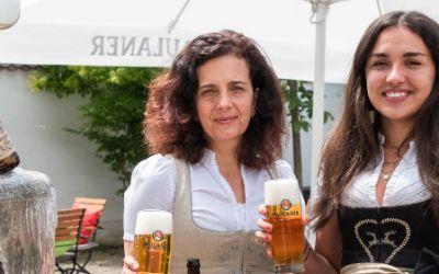 Arabella Schörghuber und Ramona Pongratz
