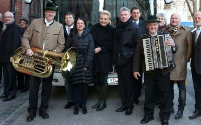 Busse nach Berlin