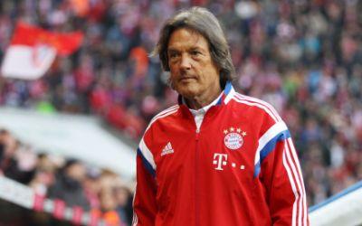 Der ehemalige Teamarzt des FC Bayern Dr. Hans-Wilhelm Müller-Wohlfahrt