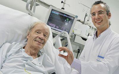 Münchner Kardiologen setzen kleinsten Herzschrittmacher der Welt ein