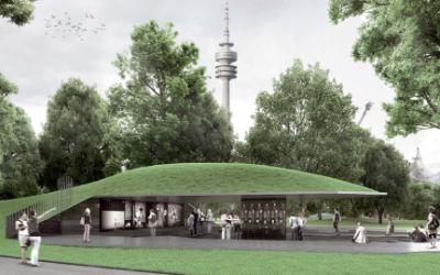 So soll die Gedenkstätte für das Olympia-Attentat aussehen.