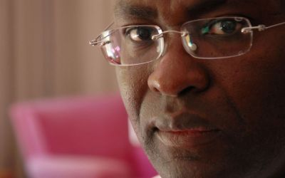 Achille Mbembe - Preisträger des Geschwister-Scholl-Preises 2015
