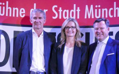 Werner Sterr, Carmen Bayer, Josef Schmid