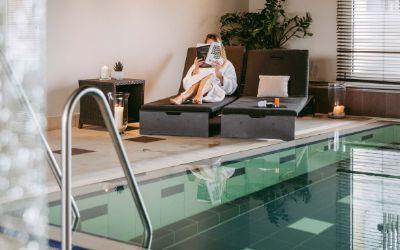 Hotel Vier Jahreszeiten Kempinski: Spa-Bereich