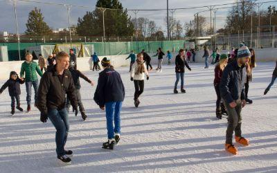 Eis- und Funsportzentrum West