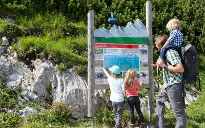 Alpspix und Gipfel-Erlebnisweg