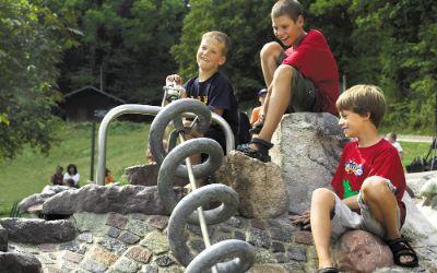 Märchen-Erlebnispark Wasserspiele