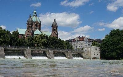 St. Lukas an der Isar