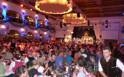Impressionen vom Starkbierfest im Löwenbräukeller 2014.