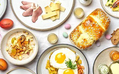 Die Oster-Brunchbox aus dem Kulinariat