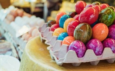 Ostern am Viktualienmarkt