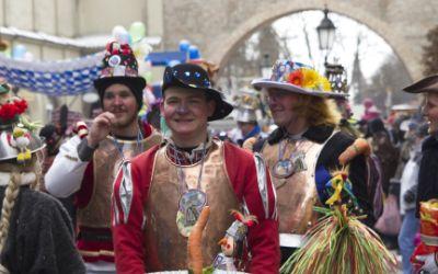 Faschingsumzug 2015 am Sendlinger Tor