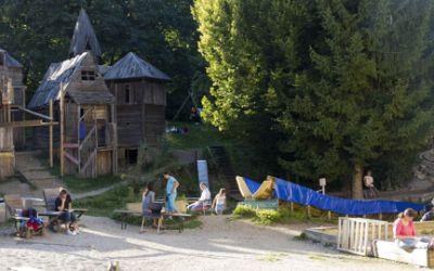 Abenteuerspielplatz Maulwurfshausen
