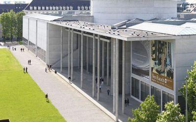 Die Pinakothek der Moderne