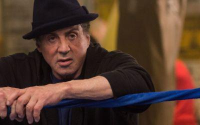 Szene aus Creed mit Sylvester Stallone