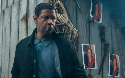 "Szene mit Denzel Washington in ""The Equalizer 2"""