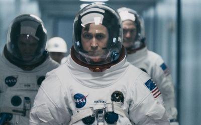 "Szene aus dem Film ""Aufbruch zum Mond"""